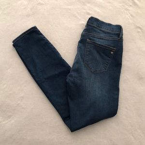 Madewell Ankle Zip Skinny Jeans